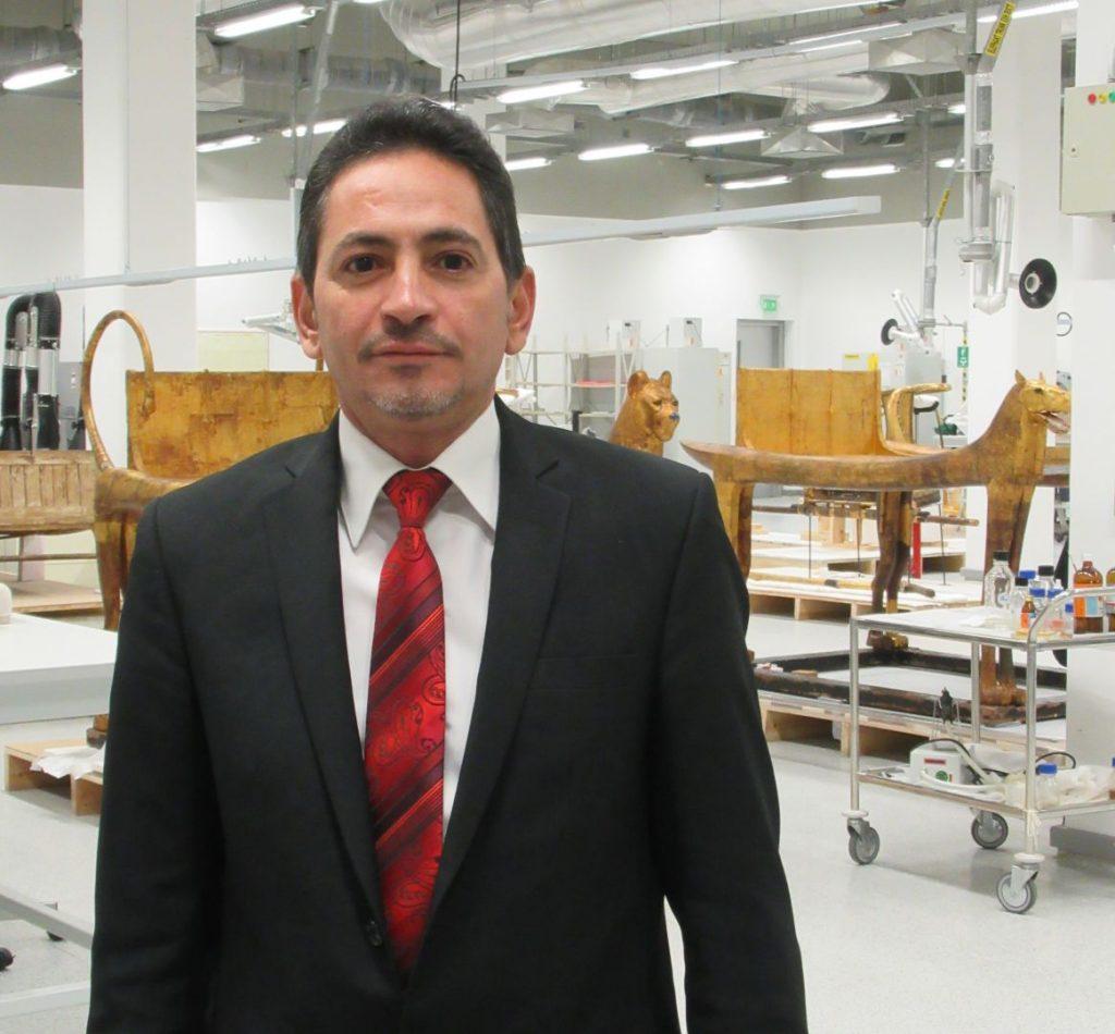 GEM-JC Project Manager <br /> Hussein Kamal
